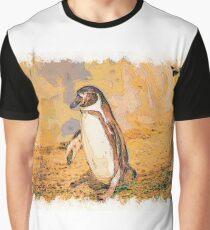 Nature drawn Art Graphic T-Shirt