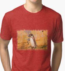 Nature drawn Art Tri-blend T-Shirt