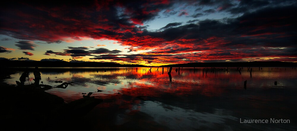 """A Photographers Life """" Panoramic"""" by Lawrence Norton"""
