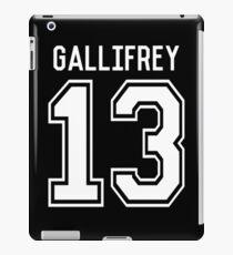 GALLIFREY TIME LORDS iPad Case/Skin