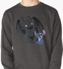 Stitch and Toothless Pullover