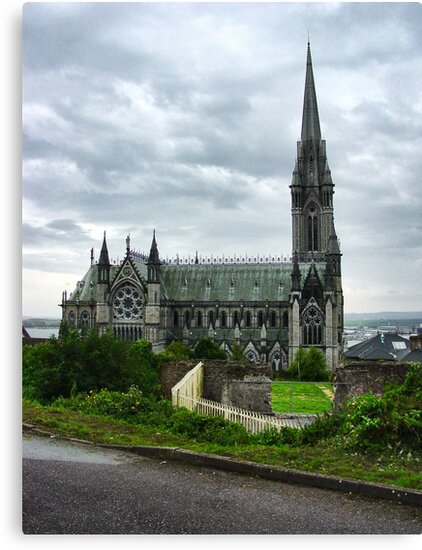 St. Colman's Cathedral by Kelly Cavanaugh
