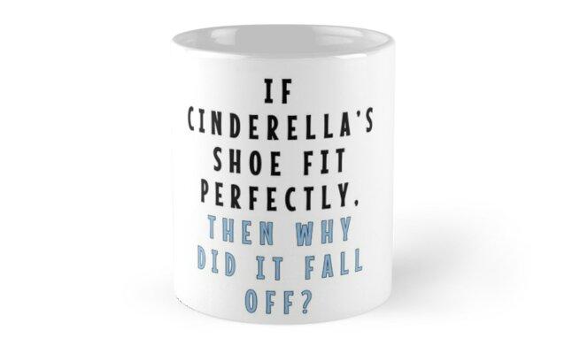 Cinderella's Shoe by Daniel Shaw