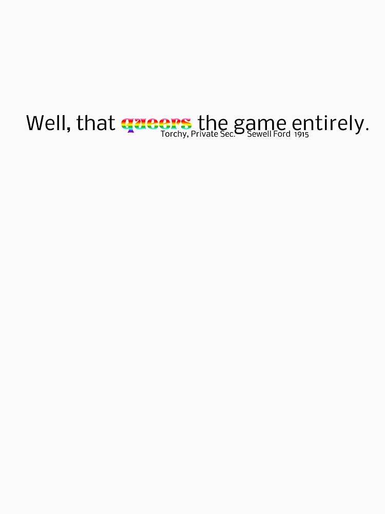 Queers the Game by Etakeh