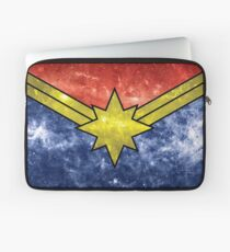 Punch Holes in the Sky Laptop Sleeve