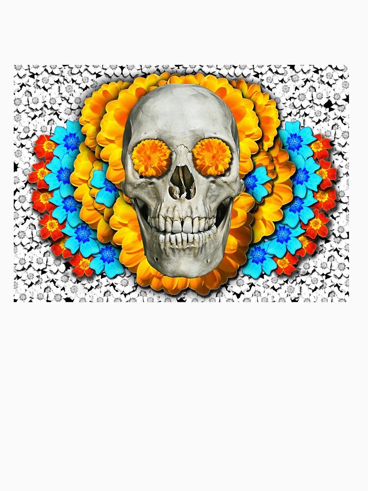 dia de los muertos by theG