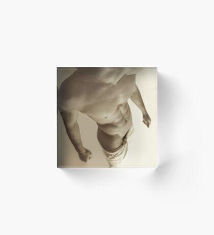 enrique Acrylic Block