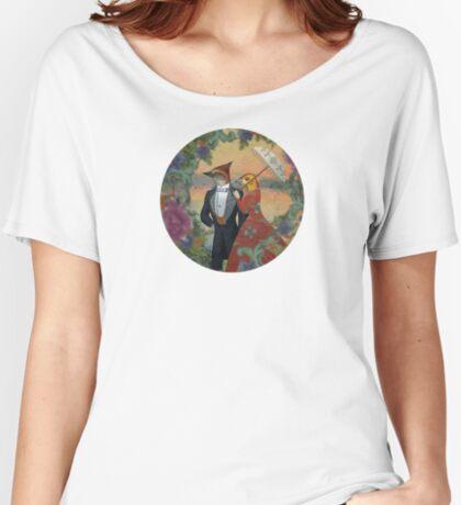 An Evening Stroll Women's Relaxed Fit T-Shirt