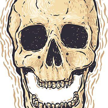 Skull by Zhivova