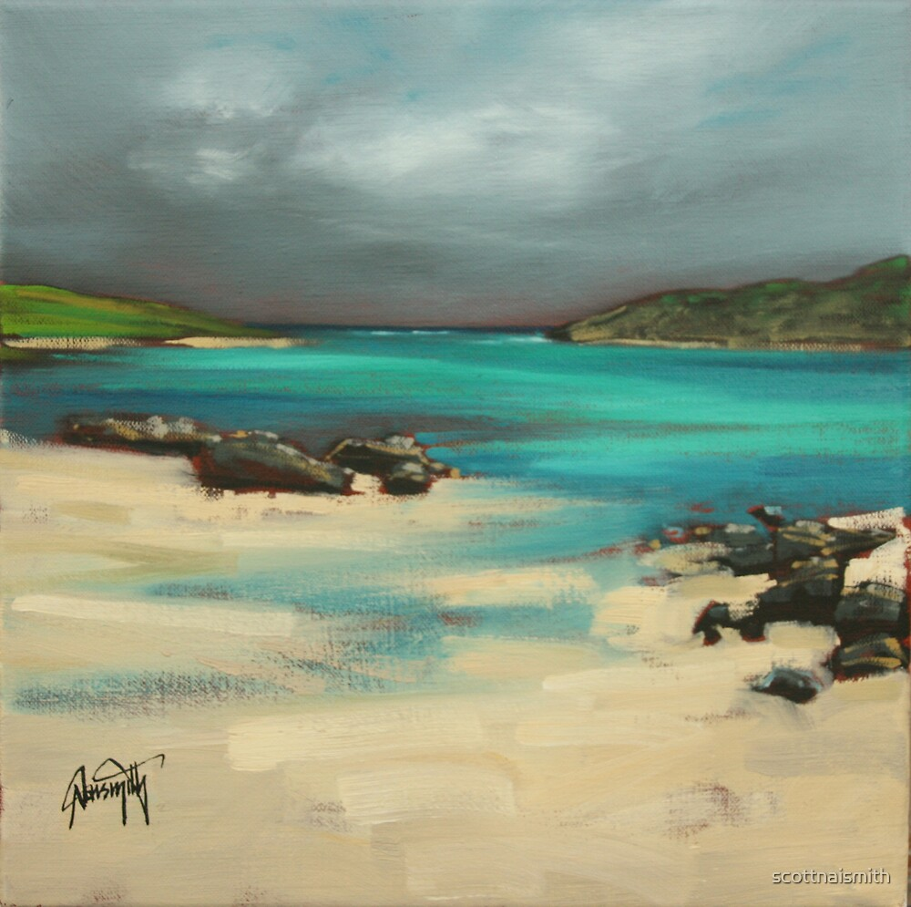 Vatersay and Barra by scottnaismith