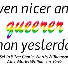 Nicer and Queerer by Etakeh