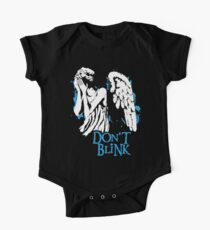 Doctor Who Don't Blink Kids Clothes