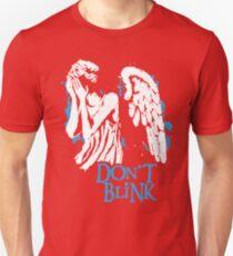 Doctor Who Don't Blink Unisex T-Shirt