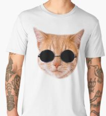 Cool Cat #2 Men's Premium T-Shirt