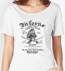 Inferno Rum Women's Relaxed Fit T-Shirt