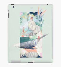 potters, first human beings  iPad Case/Skin