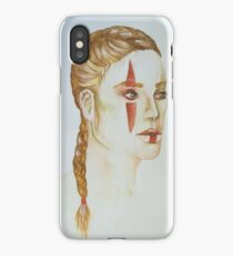 Uruz og Algiz iPhone Case