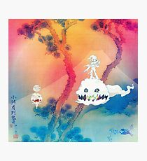KIDS SEE GHOSTS Photographic Print