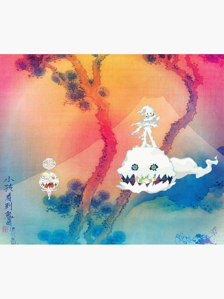 KIDS SEE GHOSTS by stertube