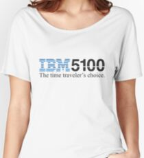 IBM 5100 Women's Relaxed Fit T-Shirt