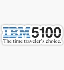 IBM 5100 Sticker