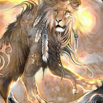 King of the Sun by khaosdog