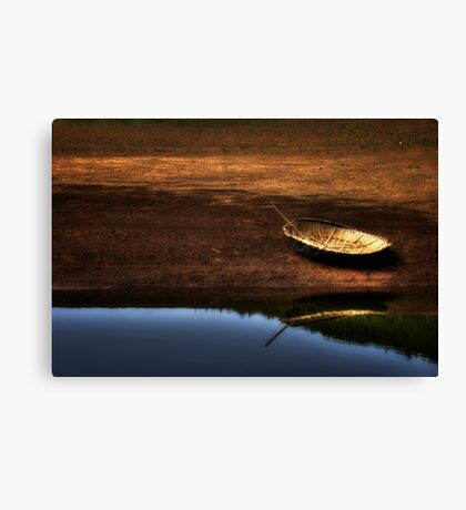 Coracle Canvas Print