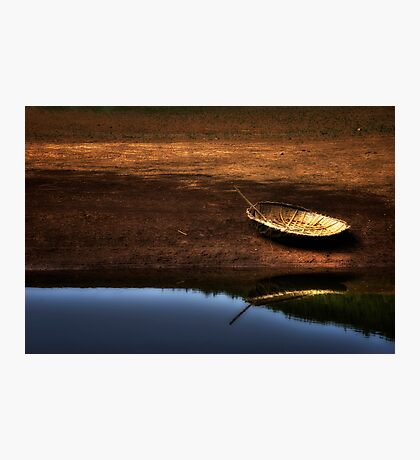 Coracle Photographic Print
