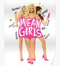 Mean Girls The Musical Poster