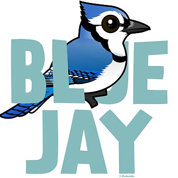 Birdorable Blue Jay by birdorable