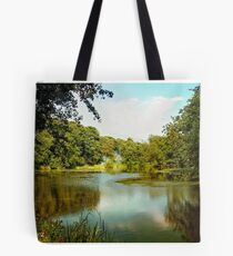 Renishaw Pond Tote Bag