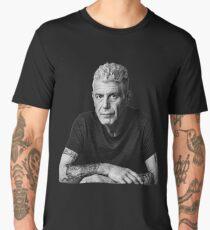 Anthony Bourdain. Men's Premium T-Shirt