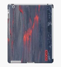 Hot Lava iPad Case/Skin