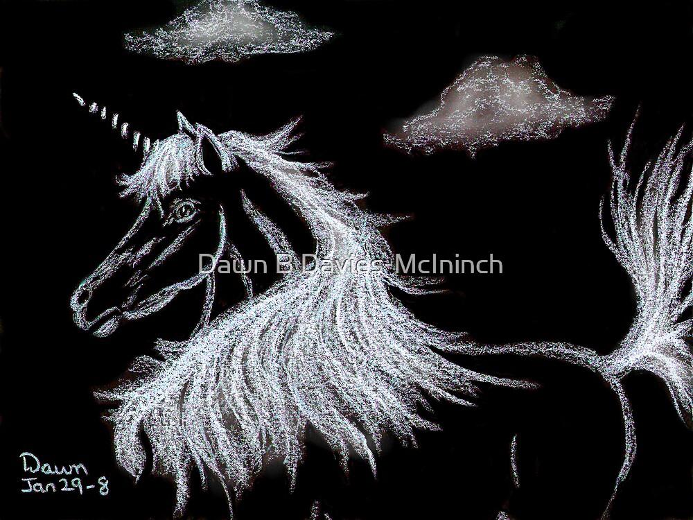 Unicorn Dreams by Dawn B Davies-McIninch