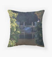 Studley Lake Throw Pillow