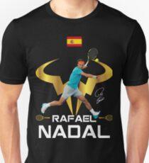 Rafa Nadal Meister Roland Garros 2018 T-Shirt Unisex T-Shirt