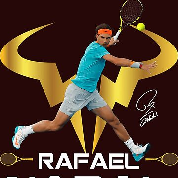 Rafa Nadal Champion Roland Garros 2018 t-shirt de Tropicalis