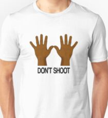 Don't Shoot Unisex T-Shirt