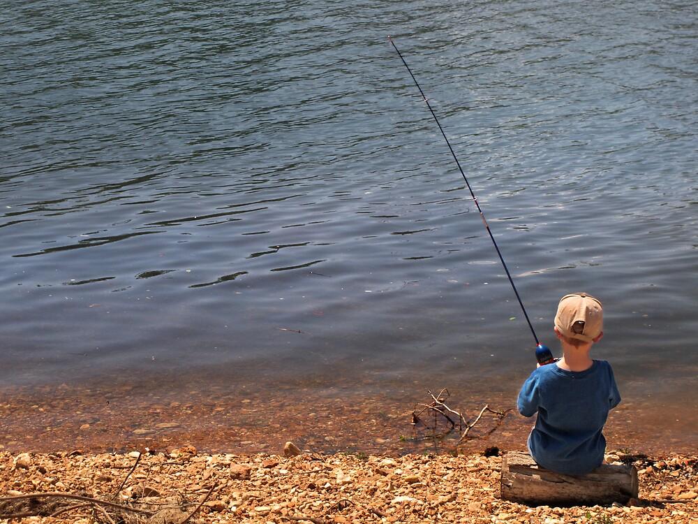 Gone Fishin' by believer9