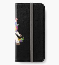Floss Like a Boss pholder1 Uncle Sam Flossing Unicorn Rainbow TGL American Independence Day, Swish Move Backpack Kid Dancing Floss dance dab iPhone Wallet/Case/Skin