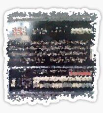 IBM 701 Console Sticker
