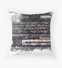 IBM 701 Console Throw Pillow