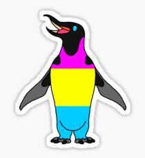 Penguin (Pan) Sticker