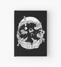 Depth of Discovery (A Case of Constant Curiosity) Hardcover Journal