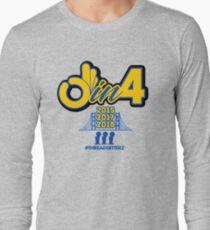 3 in 4 Long Sleeve T-Shirt