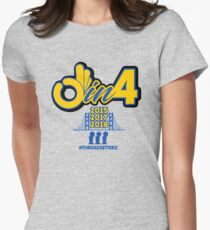 3 in 4 Women's Fitted T-Shirt