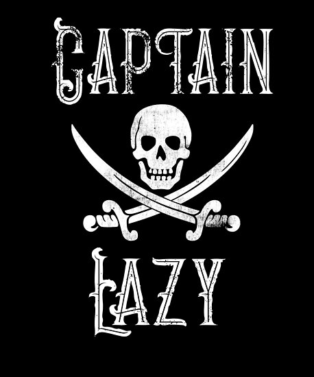 Personalized Pirate Shirt Vintage Pirates Shirt Personal Name Pirate TShirt Captain Lazy by FairOaksDesigns
