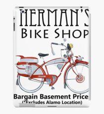 Herman's Bike Shop iPad Case/Skin