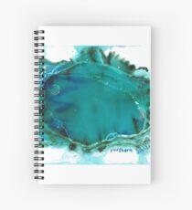 auroras Spiral Notebook