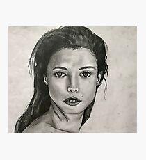 Untitled, Female Photographic Print